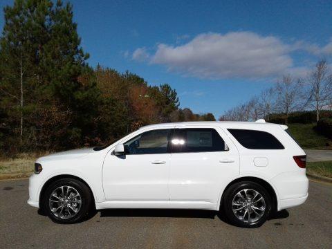 White Knuckle 2019 Dodge Durango GT