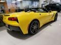 Chevrolet Corvette Stingray Convertible Corvette Racing Yellow Tintcoat photo #4