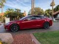 Tesla Model S P100D Red Multi-Coat photo #28