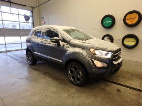 Smoke 2018 Ford EcoSport SES 4WD