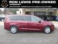 Chrysler Pacifica Touring Velvet Red Pearl photo #1