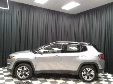 Billet Silver Metallic 2019 Jeep Compass Limited 4x4