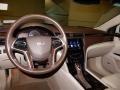 Cadillac XTS Luxury AWD Sedan Crystal White Tricoat photo #16