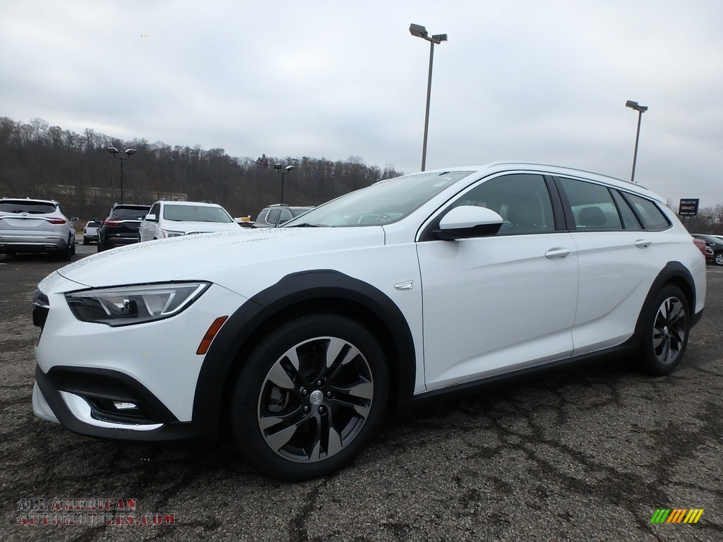 2019 Regal TourX Preferred AWD - Summit White / Ebony photo #1