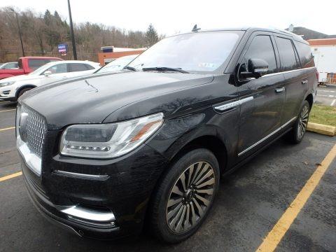 Black Velvet 2018 Lincoln Navigator Reserve 4x4