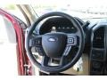 Ford F150 XLT SuperCab 4x4 Ruby Red photo #24