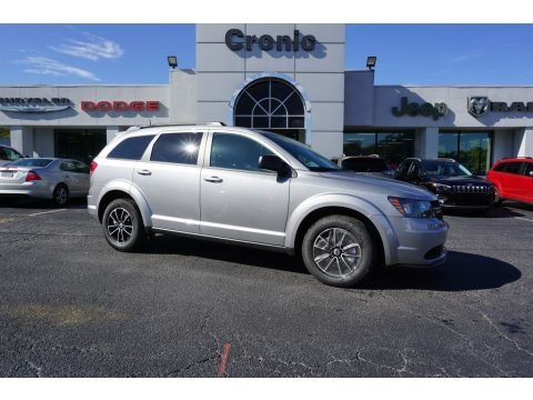 Billet 2018 Dodge Journey SE