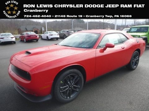 Torred 2019 Dodge Challenger GT AWD