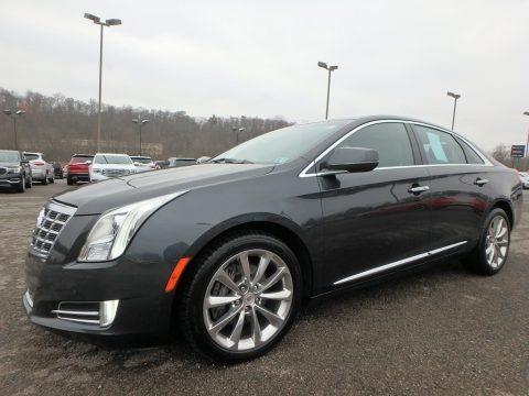 Graphite Metallic 2013 Cadillac XTS Luxury AWD