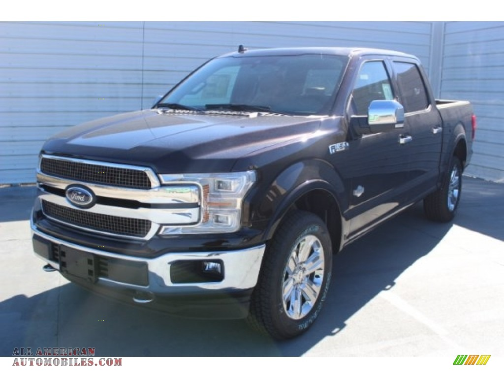 2019 F150 King Ranch SuperCrew 4x4 - Magma Red / King Ranch Kingsville/Java photo #4