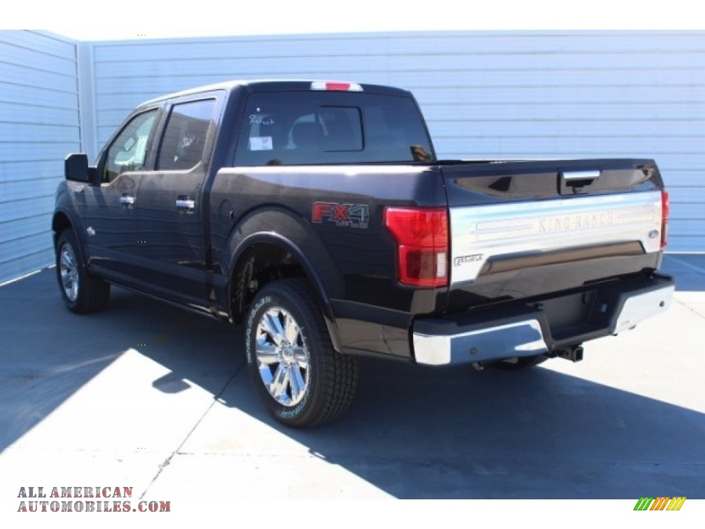 2019 F150 King Ranch SuperCrew 4x4 - Magma Red / King Ranch Kingsville/Java photo #7