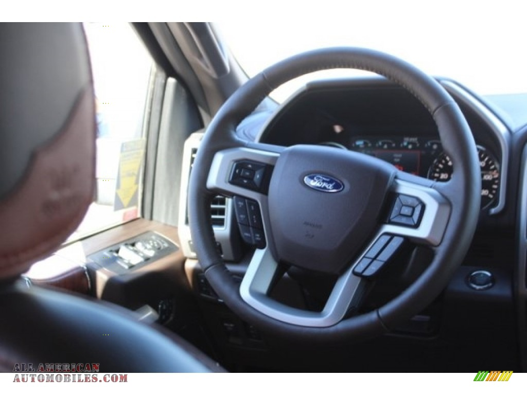 2019 F150 King Ranch SuperCrew 4x4 - Magma Red / King Ranch Kingsville/Java photo #27