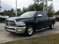 Dodge Ram 2500 HD Laramie Crew Cab Brilliant Black Crystal Pearl photo #1