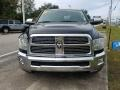 Dodge Ram 2500 HD Laramie Crew Cab Brilliant Black Crystal Pearl photo #8