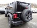Jeep Wrangler Unlimited Sport 4x4 Black photo #3