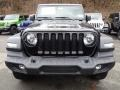 Jeep Wrangler Unlimited Sport 4x4 Black photo #8