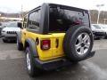 Jeep Wrangler Sport 4x4 Hellayella photo #3