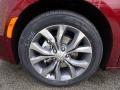 Chrysler Pacifica Limited Velvet Red Pearl photo #9