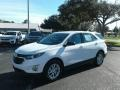Chevrolet Equinox LS Summit White photo #1