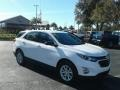 Chevrolet Equinox LS Summit White photo #7