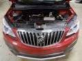 Buick Encore Premium Ruby Red Metallic photo #10