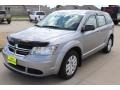 Dodge Journey American Value Package Billet Silver Metallic photo #3