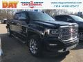 GMC Sierra 1500 Denali Crew Cab 4WD Onyx Black photo #1