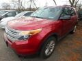 Ford Explorer 4WD Ruby Red photo #1