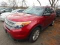 Ford Explorer 4WD Ruby Red photo #3