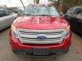Ford Explorer 4WD Ruby Red photo #4