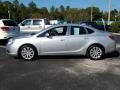 Buick Verano Verano Group Quicksilver Metallic photo #2
