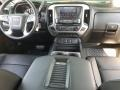 GMC Sierra 1500 SLT Crew Cab 4WD Quicksilver Metallic photo #13