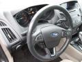 Ford Focus SE Hatchback Magnetic Metallic photo #21