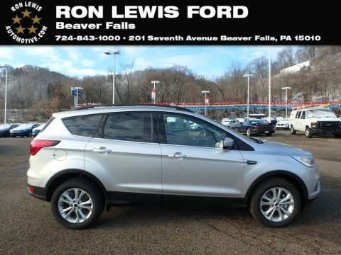 Ingot Silver 2019 Ford Escape SEL 4WD
