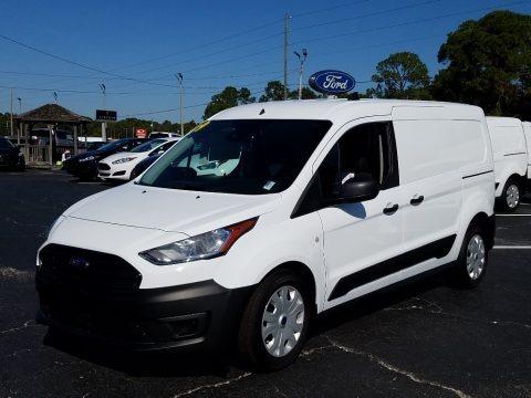 White 2019 Ford Transit Connect XL Van