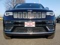 Jeep Grand Cherokee Summit 4x4 Diamond Black Crystal Pearl photo #2