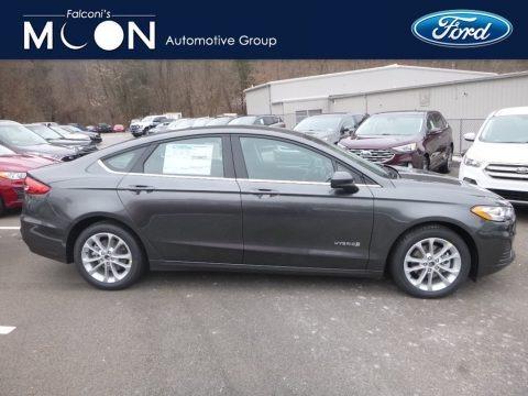 Magnetic 2019 Ford Fusion Hybrid SE