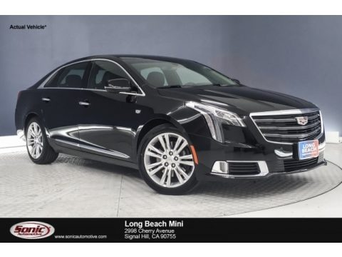 Black Raven 2018 Cadillac XTS Luxury