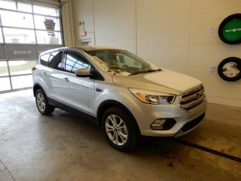 Ingot Silver 2019 Ford Escape SE 4WD