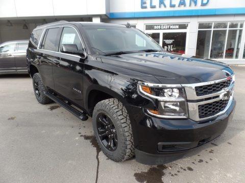 Black 2019 Chevrolet Tahoe LS 4WD