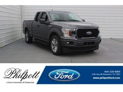 Magnetic 2018 Ford F150 STX SuperCab