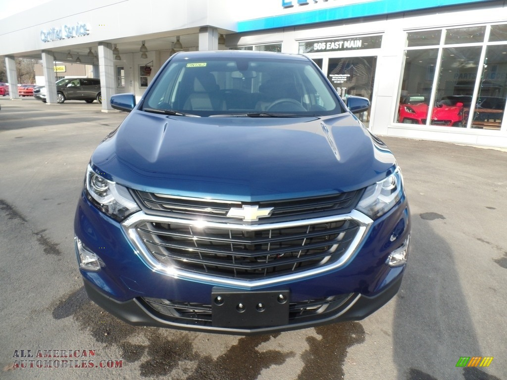 2019 Equinox LT AWD - Pacific Blue Metallic / Jet Black photo #2