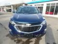 Chevrolet Equinox LT AWD Pacific Blue Metallic photo #2