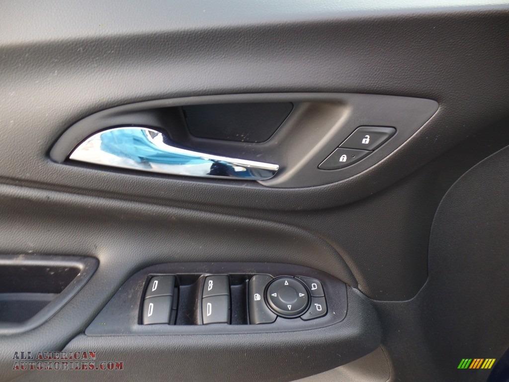 2019 Equinox LT AWD - Pacific Blue Metallic / Jet Black photo #14