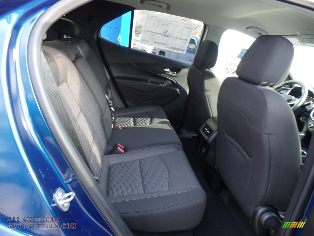 2019 Equinox LT AWD - Pacific Blue Metallic / Jet Black photo #44