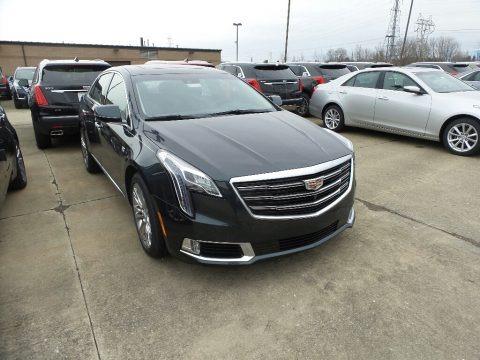 Stone Gray Metallic 2019 Cadillac XTS Luxury