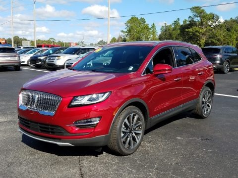 Ruby Red Metallic 2019 Lincoln MKC Reserve