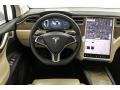 Tesla Model X 75D Pearl White Multi-Coat photo #4