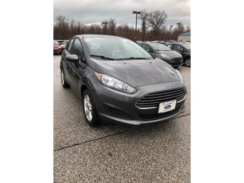 Magnetic 2018 Ford Fiesta SE Hatchback