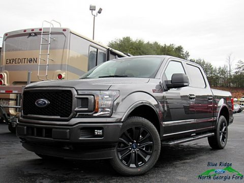 Magnetic 2019 Ford F150 XLT Sport SuperCrew 4x4